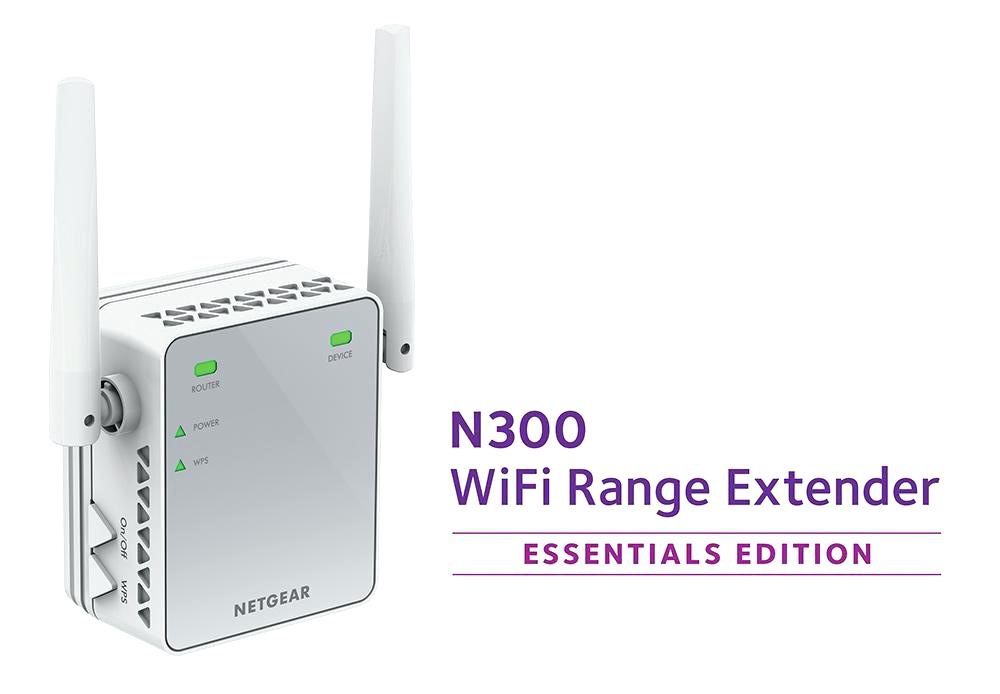 Netgear WN3000RPv1 Extender Setup